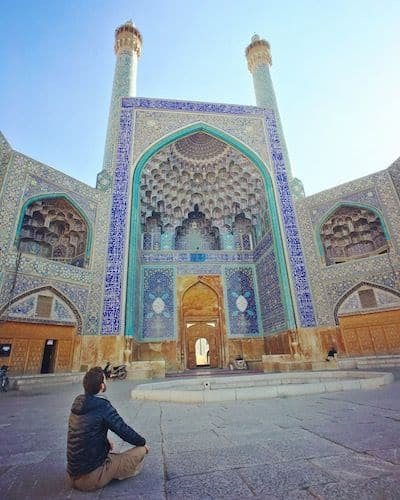 mosquee isfahan
