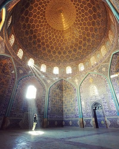 mosquee jame isfahan