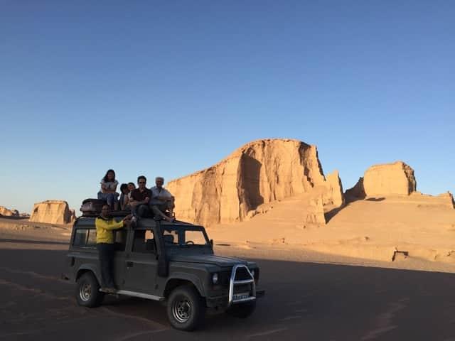 temoignage voyage Iran