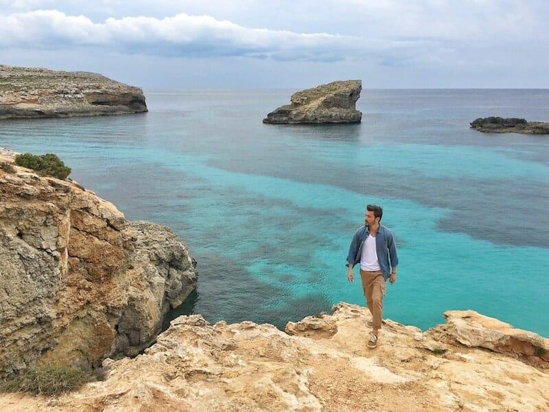 Blue Lagoon île de Comino