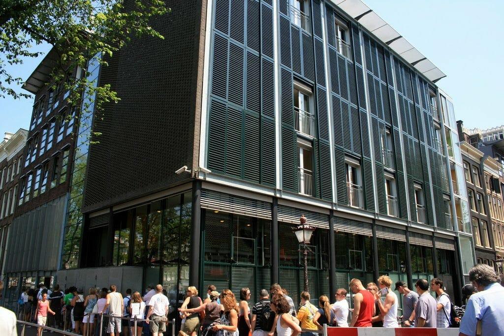 visiter amsterdam et la maison anne frank amsterdam