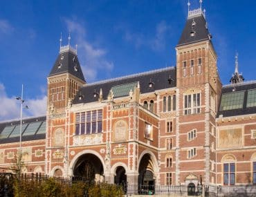 visiter le musee rijksmuseum amsterdam