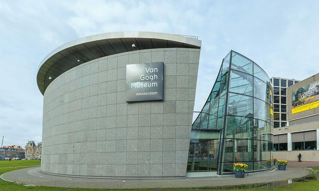 musee van gogh amsterdam