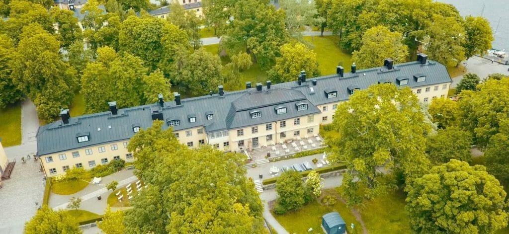 Skeppsholmen hotel stockholm