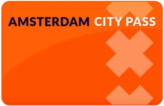 amsterdam city pass visite