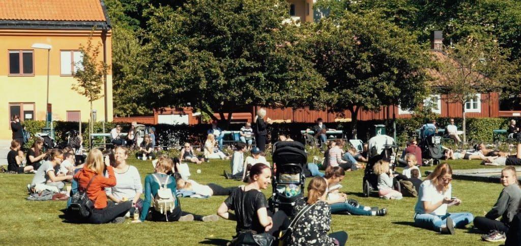 parc djurgarden stockholm
