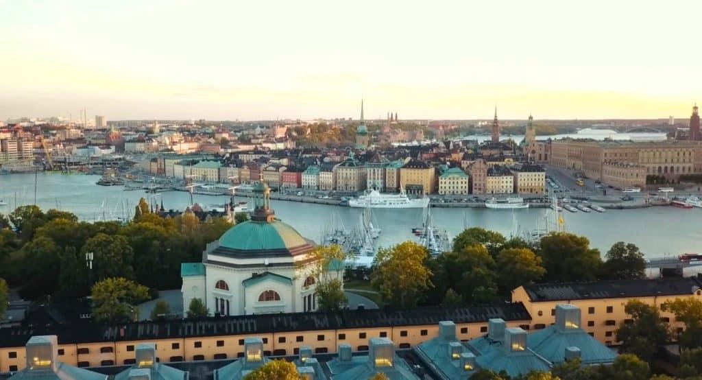 point de vue stockholm