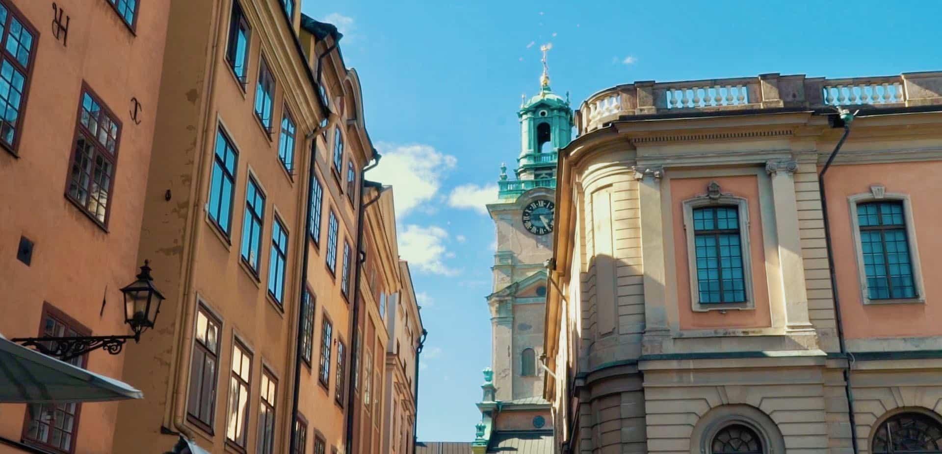 visiter Stockholm et la vieille ville