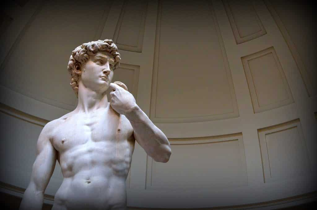 Galerie Academie Florence statue david