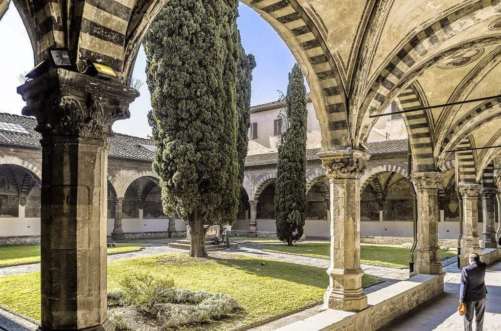 visiter basilique santa maria novella florence