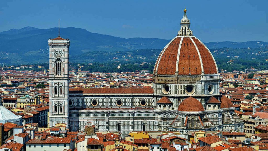 visiter cathedrale florence duomo santa maria del flore