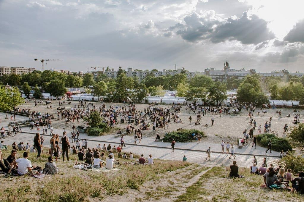 marche flohmarkt berlin
