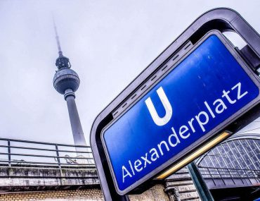 itineraire pour visiter berlin