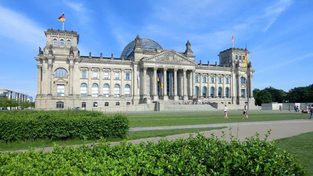 itineraire visite berlin reichstag