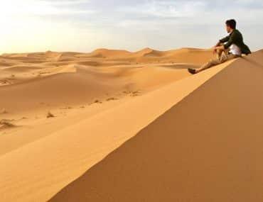 Visiter le desert Merzouga Maroc