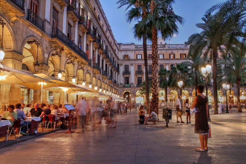 barcelone rue