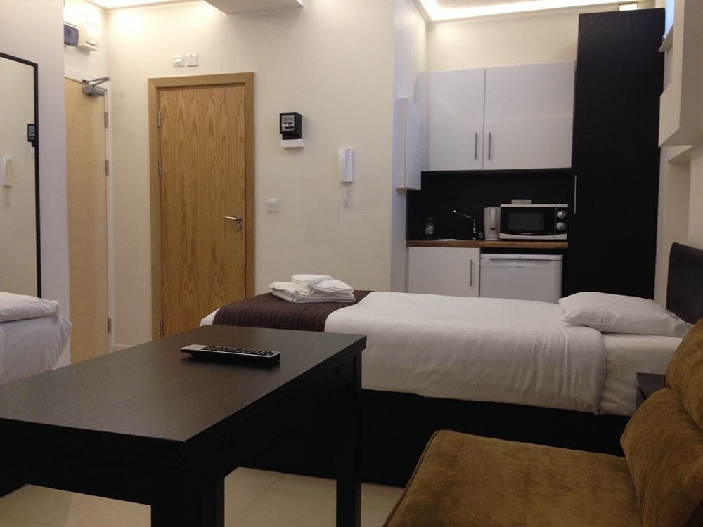hotel southbank London Stay Apartments londres