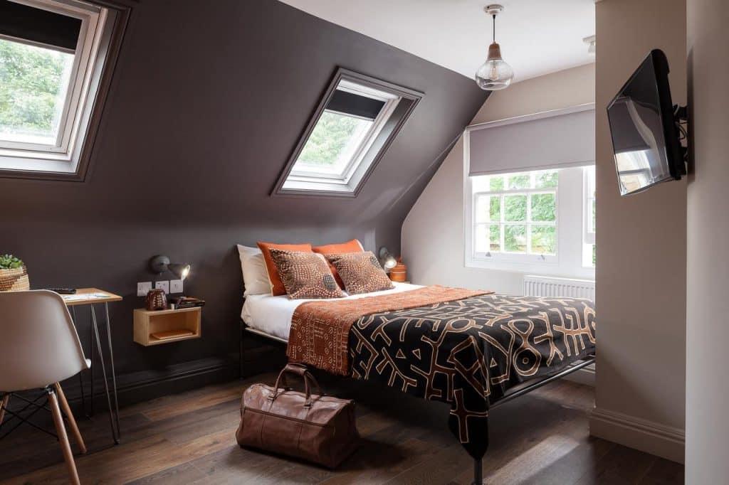 hotel southbank Peckham Rooms londres