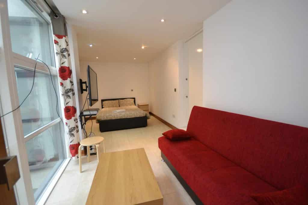 hotel apartments Bell Street londres