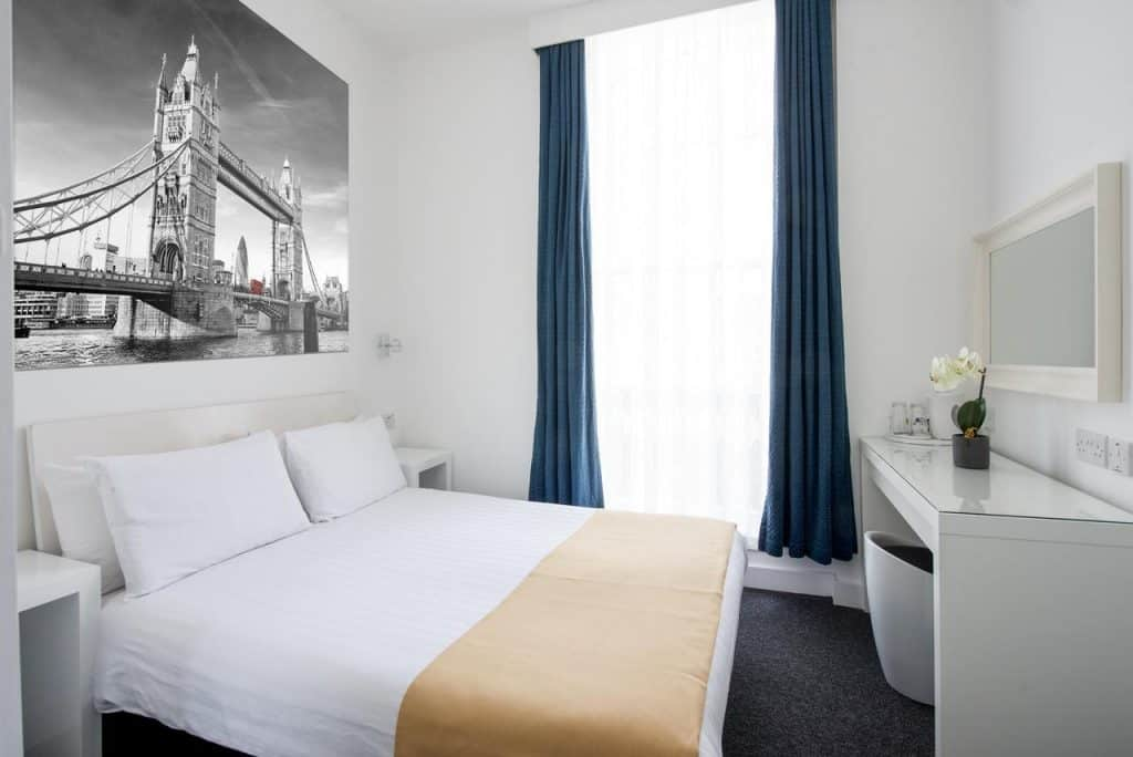 hotel saint pancras meridiana londres