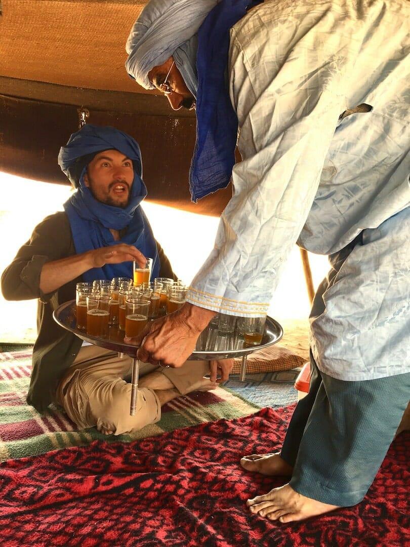 the chez les berberes maroc