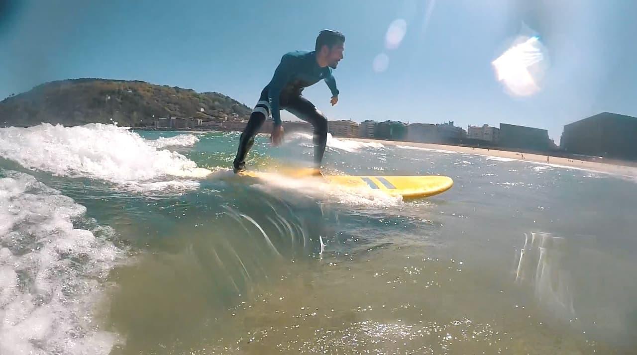 idee sport surf san sebastian