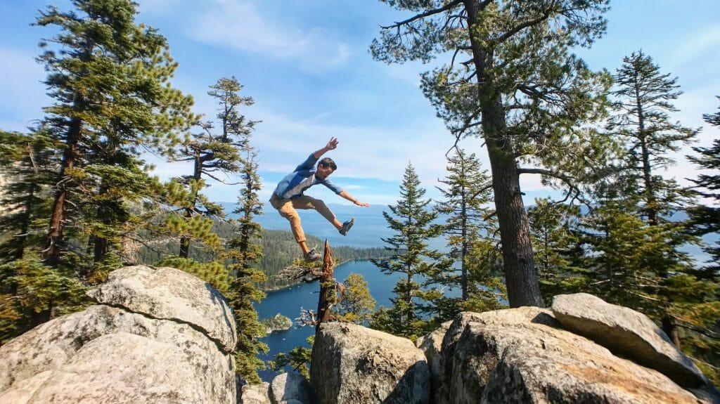 Lac_Tahoe_randonnee