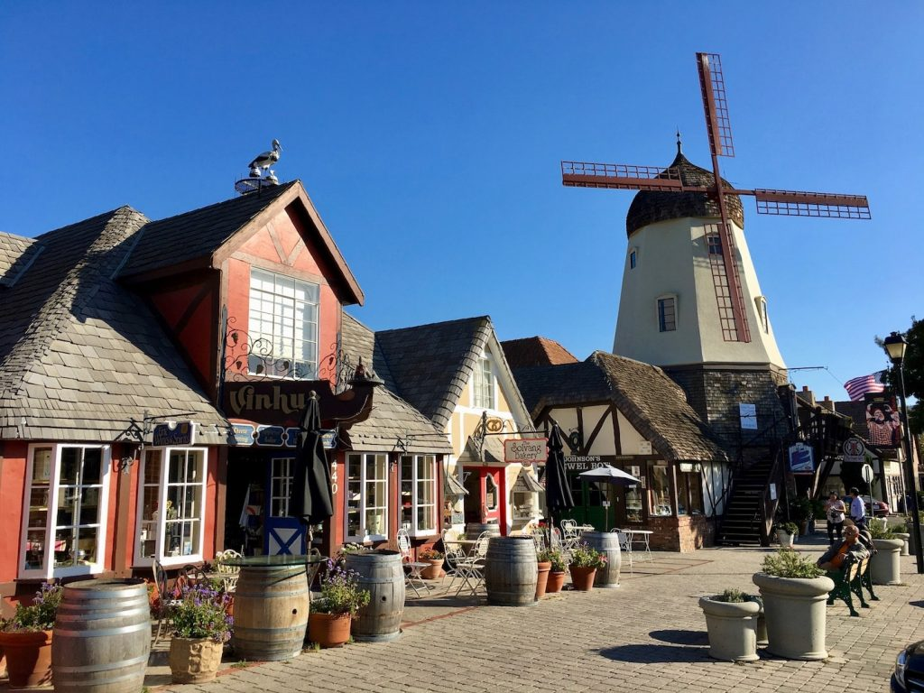 Solvang_californie