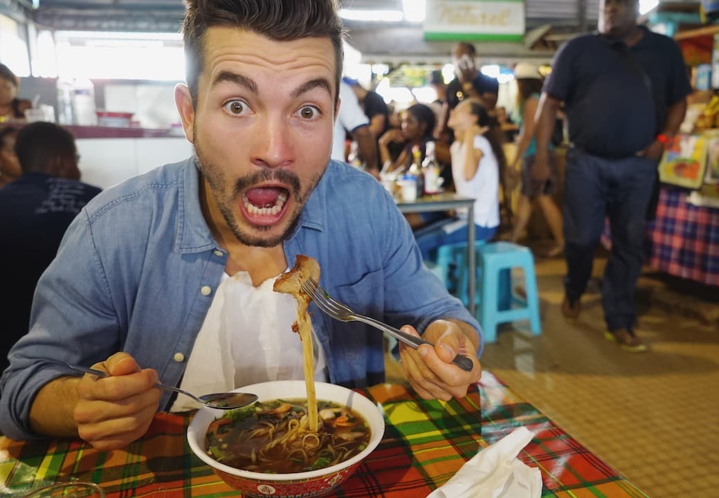 soupe vietnamienne guyane