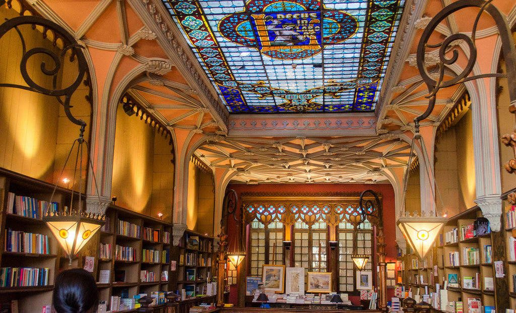 visiter porto librairie lello irmao