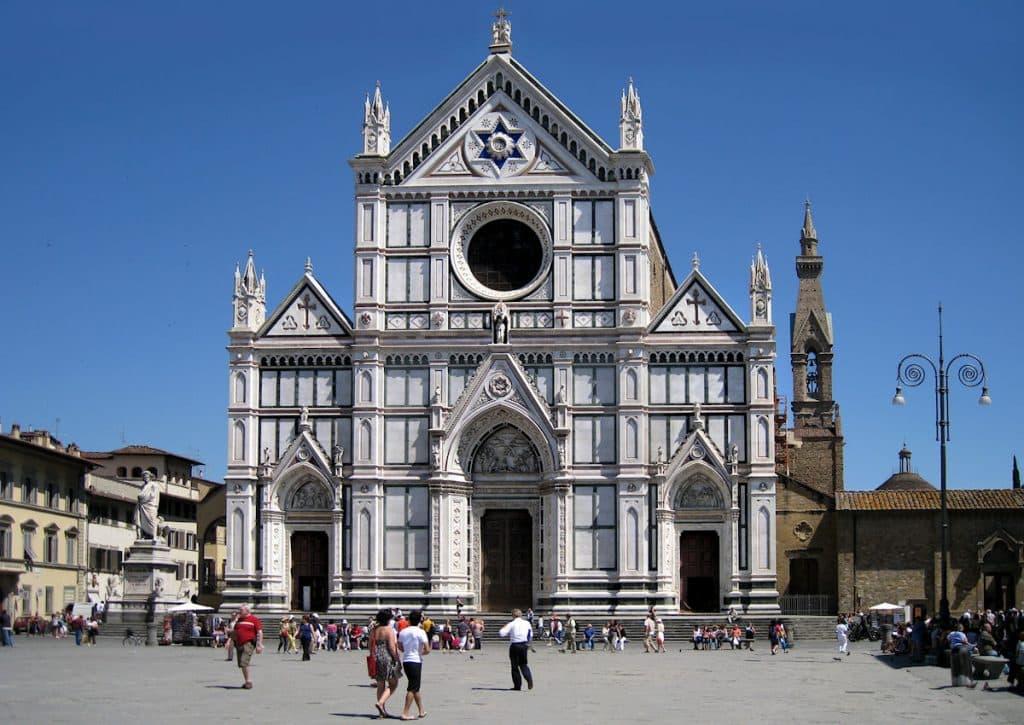billet basilique santa croce florence