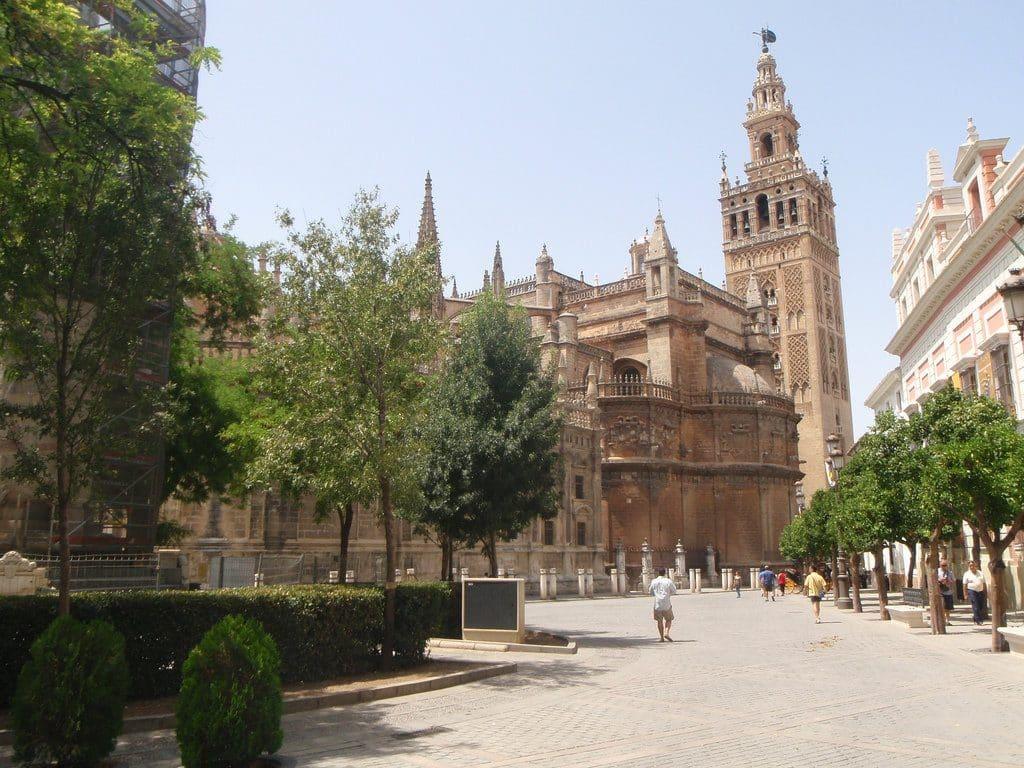 visiter séville et sa cathédrale
