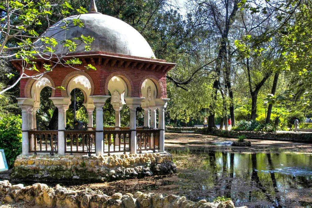 Visiter Séville et le Parc Maria Luisa