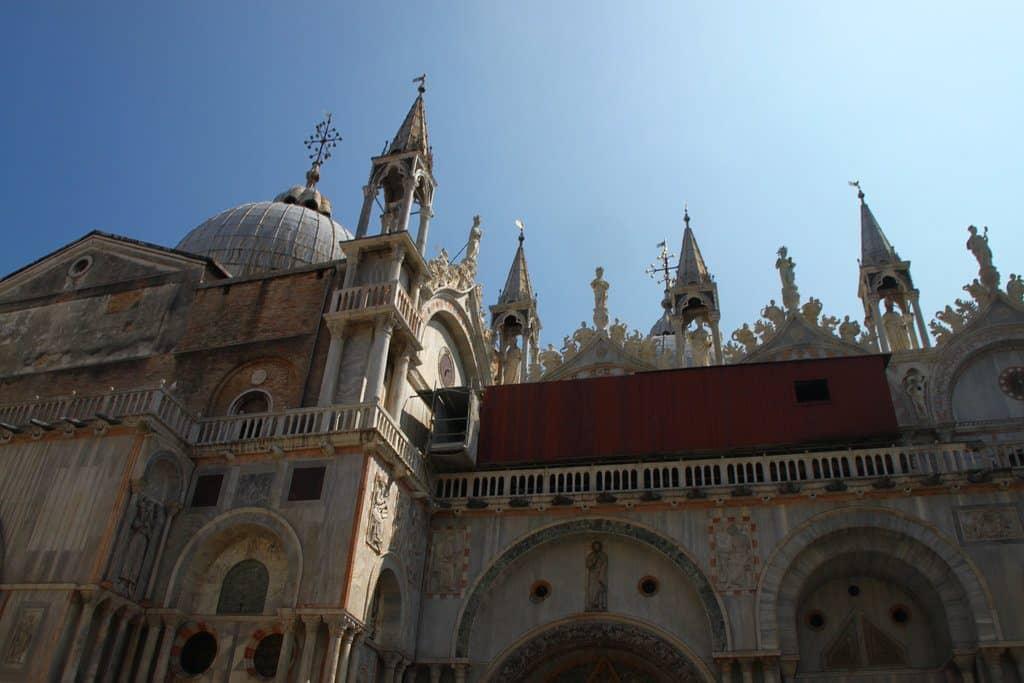 visiter venise la Basilique St Marc