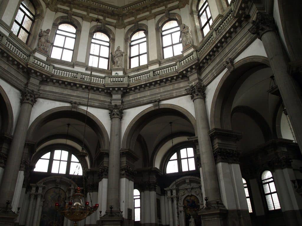 Venise le musée galerie dell'academia