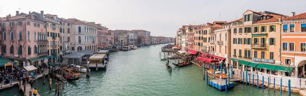 visiter venise et le Grand Canal