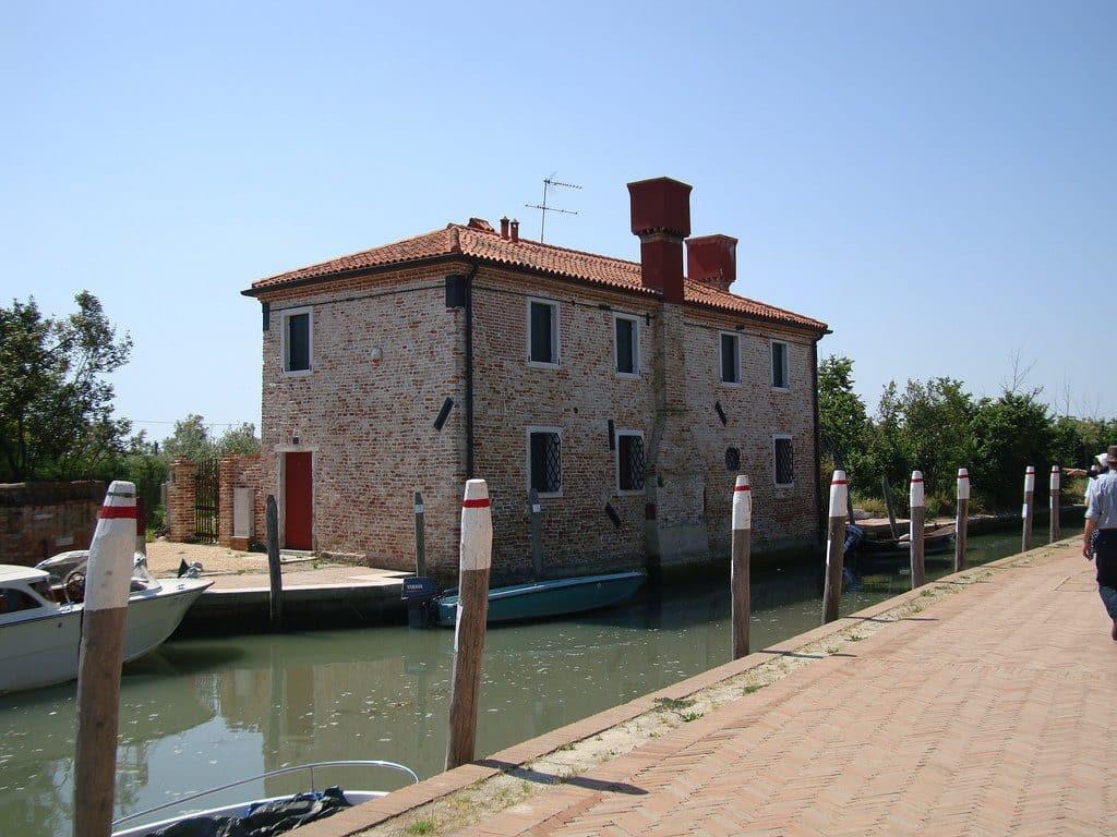 Venise l'Ile de Torcello, terre des premiers habitants vénitiens