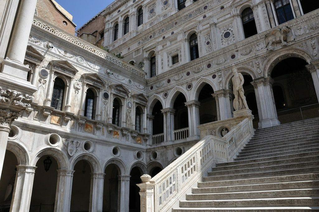 Venise l'incroyable Palais des Doges