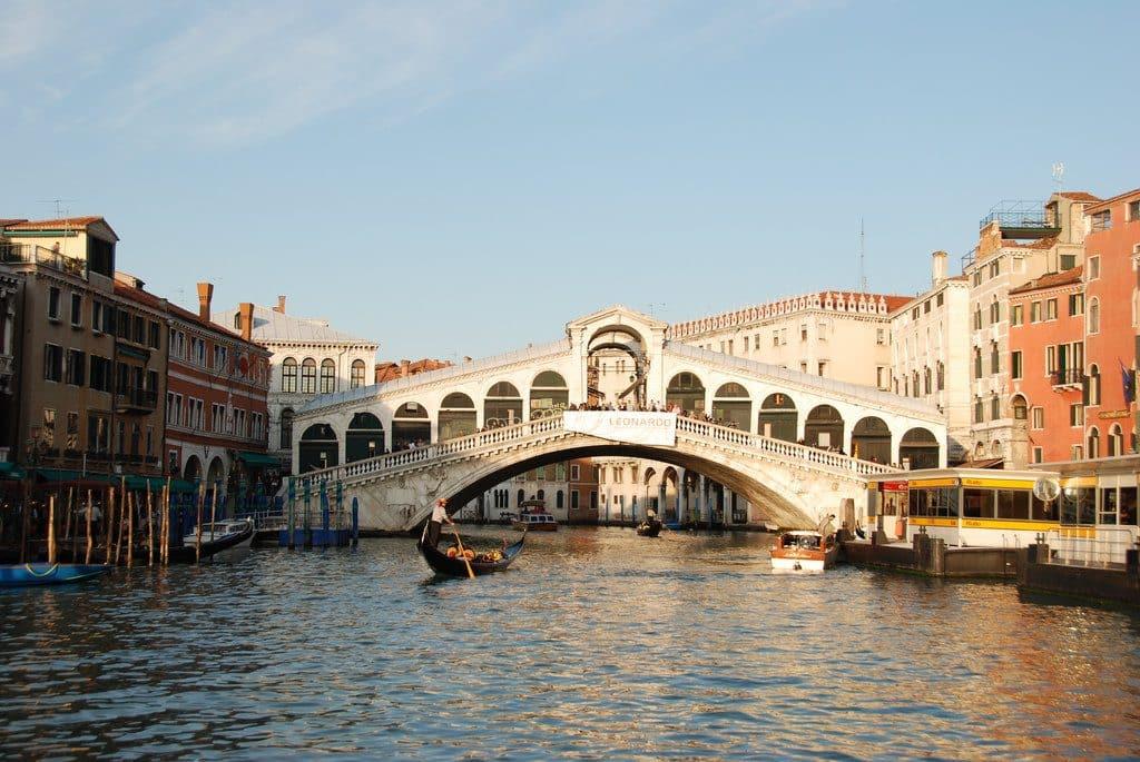 Venise le Pont Rialto