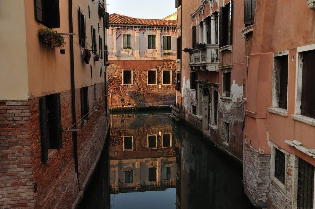 Venise sisteri ou quartier castello