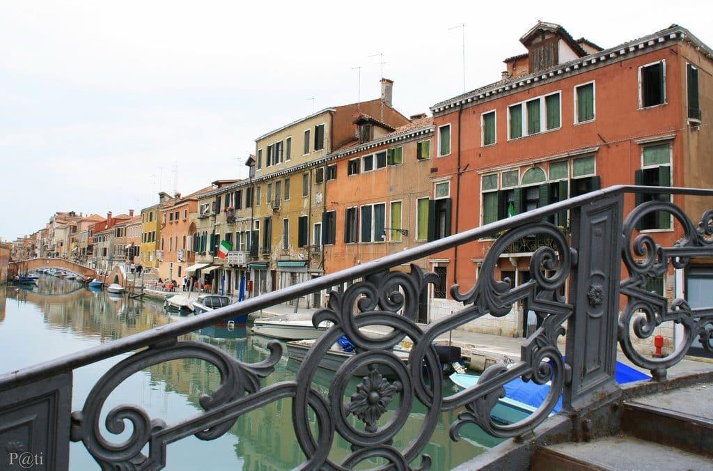 Venise sisteri ou quartier juif