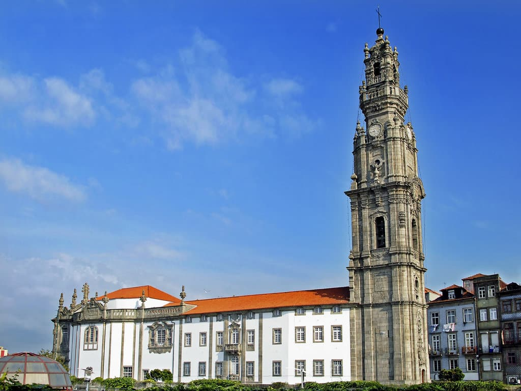 visiter porto tour des clercs torre dos clerigos