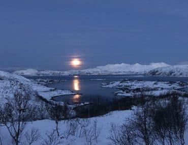 Tromso, Nord de la Norvège