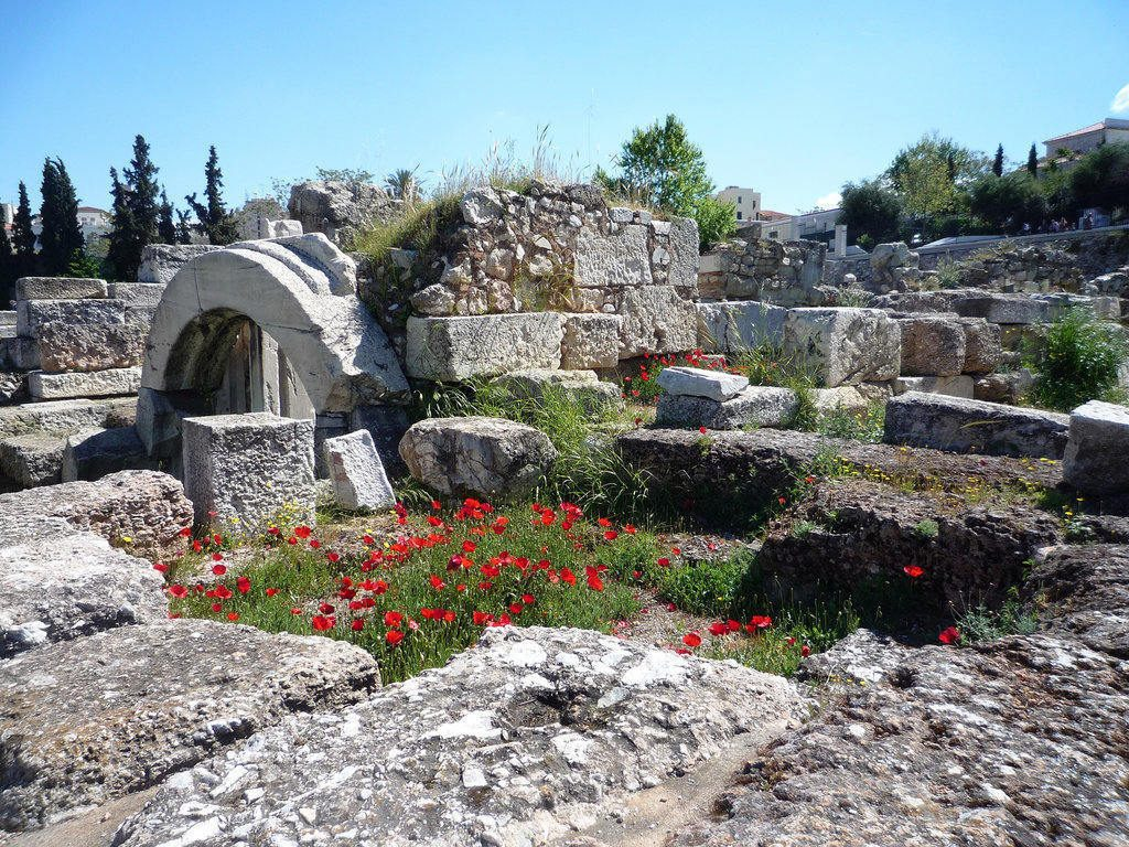 Athènes site de Kerameikos