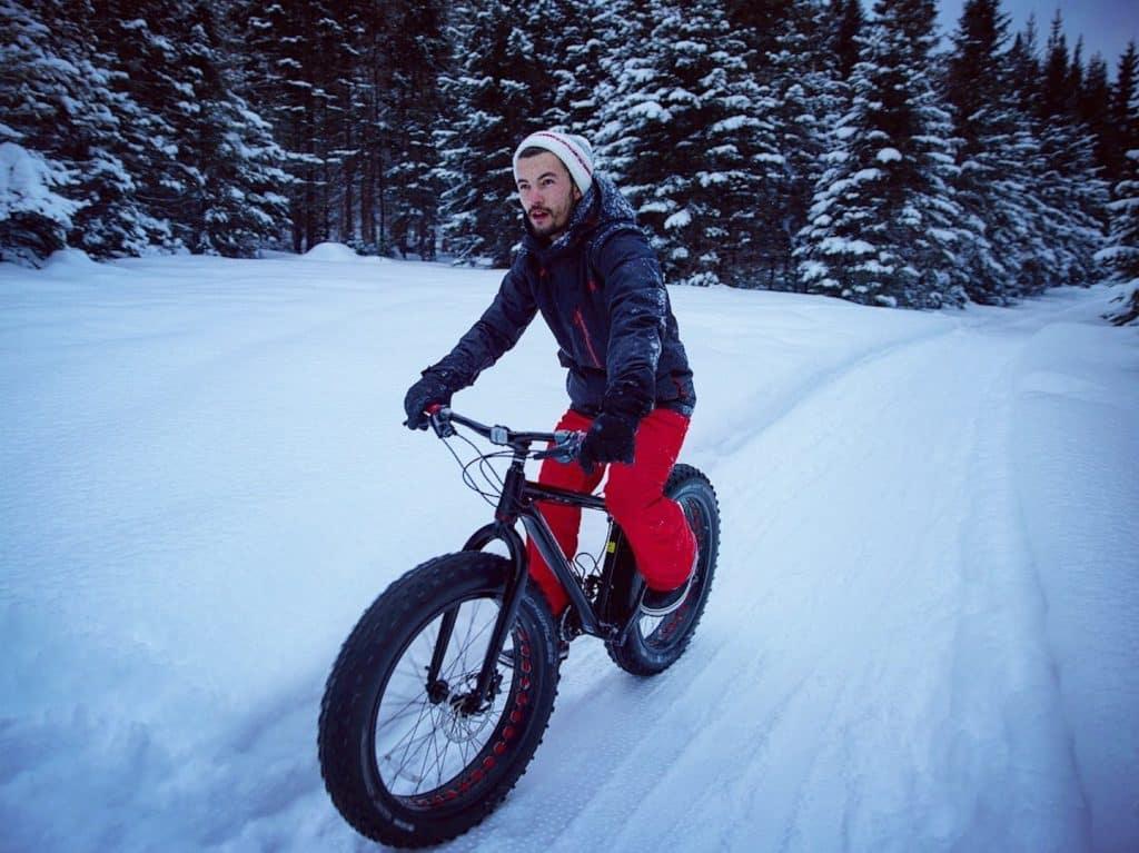 voyage au québec fatbike en hiver