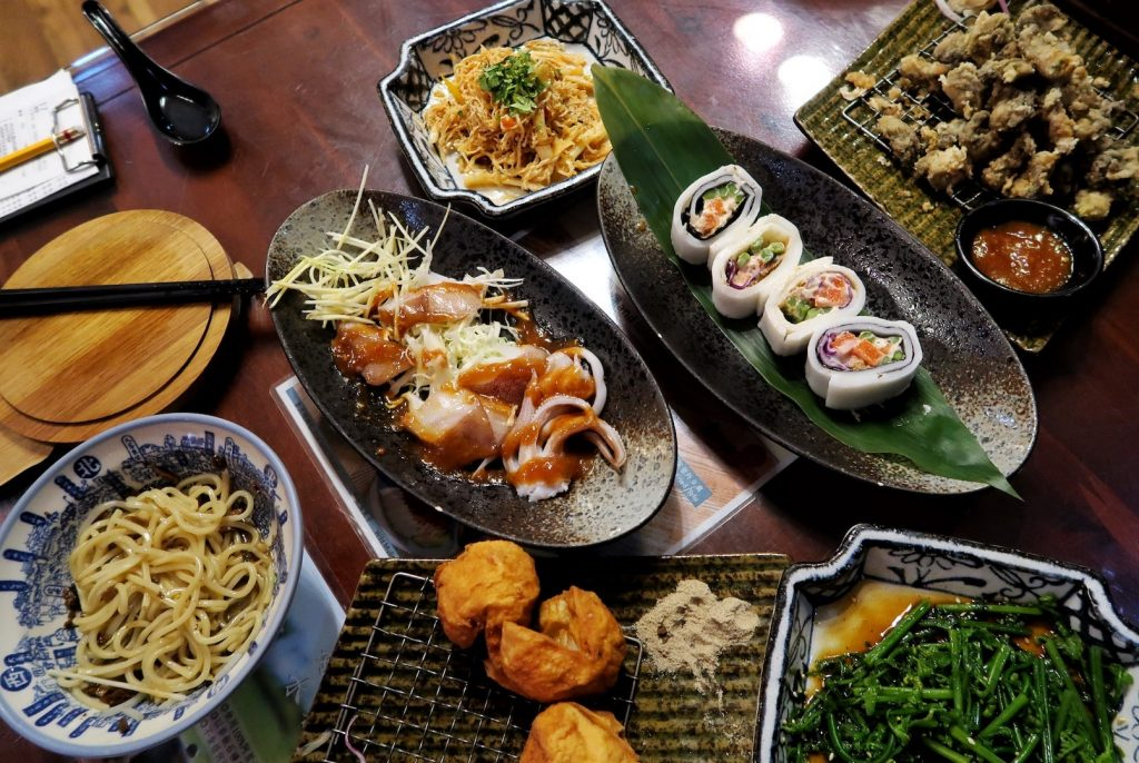 gastronomie taiwanaise