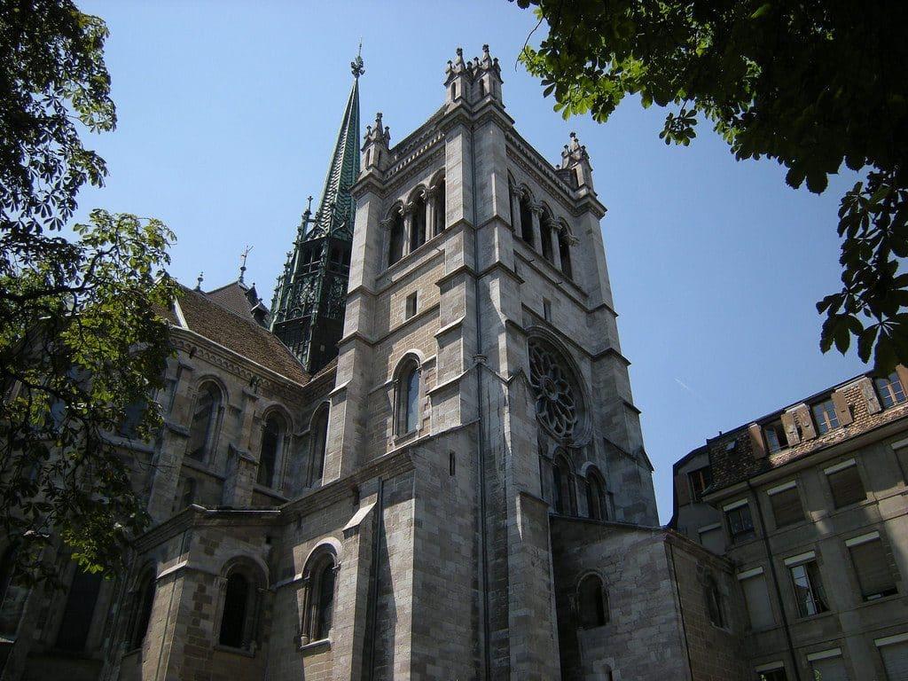 visiter Genève et la Cathédrale Saint Pierre