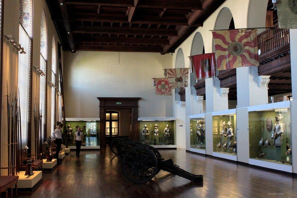 Genève le joli musée d'art et d'histoire
