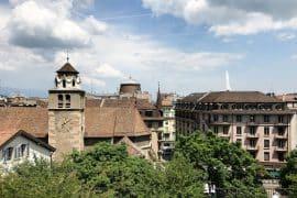 Genève la Vieille Ville et son charme pittoresque
