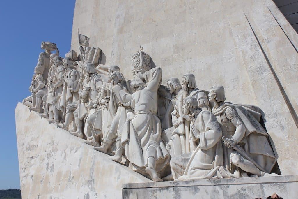 lisbonne belem monument des decouvertes